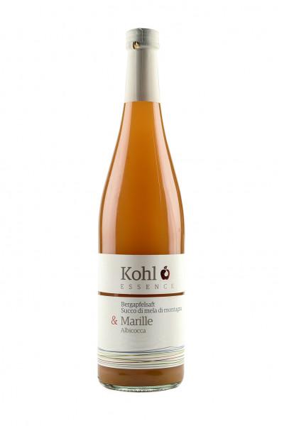 Bergapfelsaft mit Marille - Kohl Essence, Thomas Kohl, Südtirol