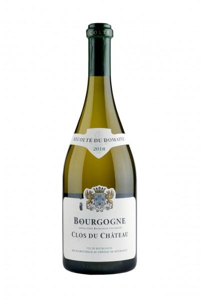 2018 Mersault AC 13,0% Vol., Bourgogne, Clos du Chateau, Frankreich