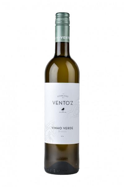 2018 Vinho Verde Branco 11,5% Vol., Casal de Ventozela